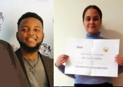 Unsere INISA Stipendiaten 2019