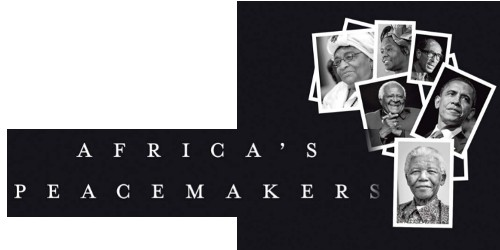13.05.2014: Book Launch: Africa's Peacemakers: Nobel Peace Laureates of African Descent, Berlin