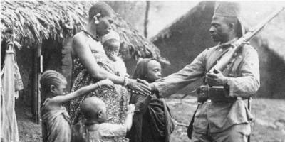 17.12.2014: Violent Intermediaries - African Soldiers in German East Africa, Berlin