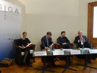 Onwijs 16.04.2015: Mit oder ohne Sanktionen: Keine Demokratisierung in PZ-41