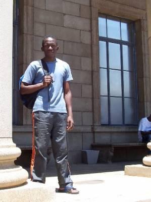 INISA Stipendiat 2005: Fred Memela